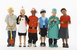 Children-professions
