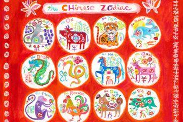 Chinese Zodiac Flashcards