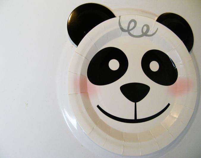 & Make a Panda Lantern with paper plates u2013 Creative Chinese