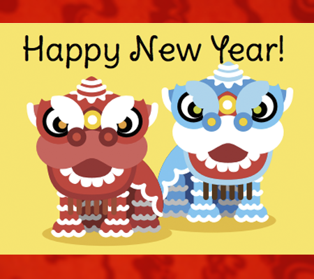 make a chinese new year card 2016