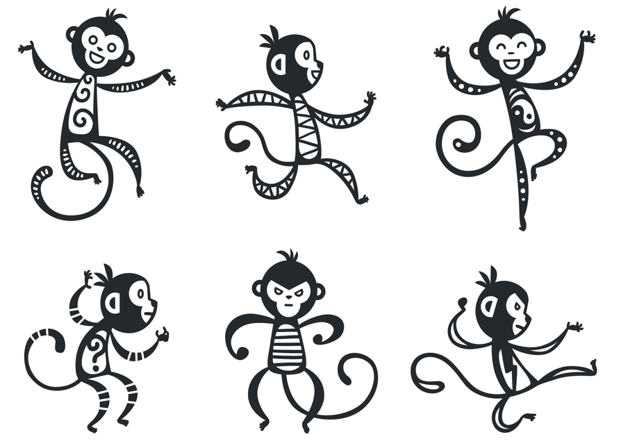 what can monkey do chinese new year 2016 creative chinese - Chinese New Year Of The Monkey