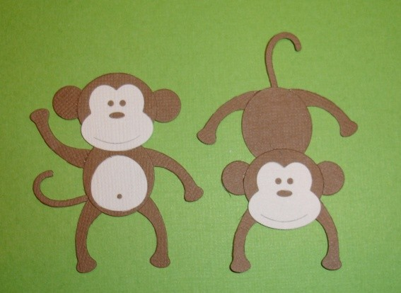 Monkey Craft for 2016 Chinese New Year – Creative Chinese