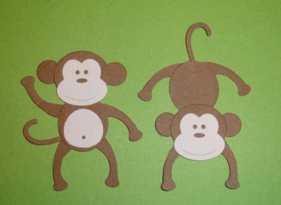 Craft Chinese New Year Monkey