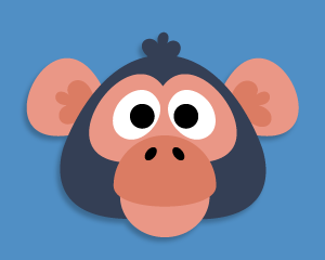 printable-chimpanzee-mask