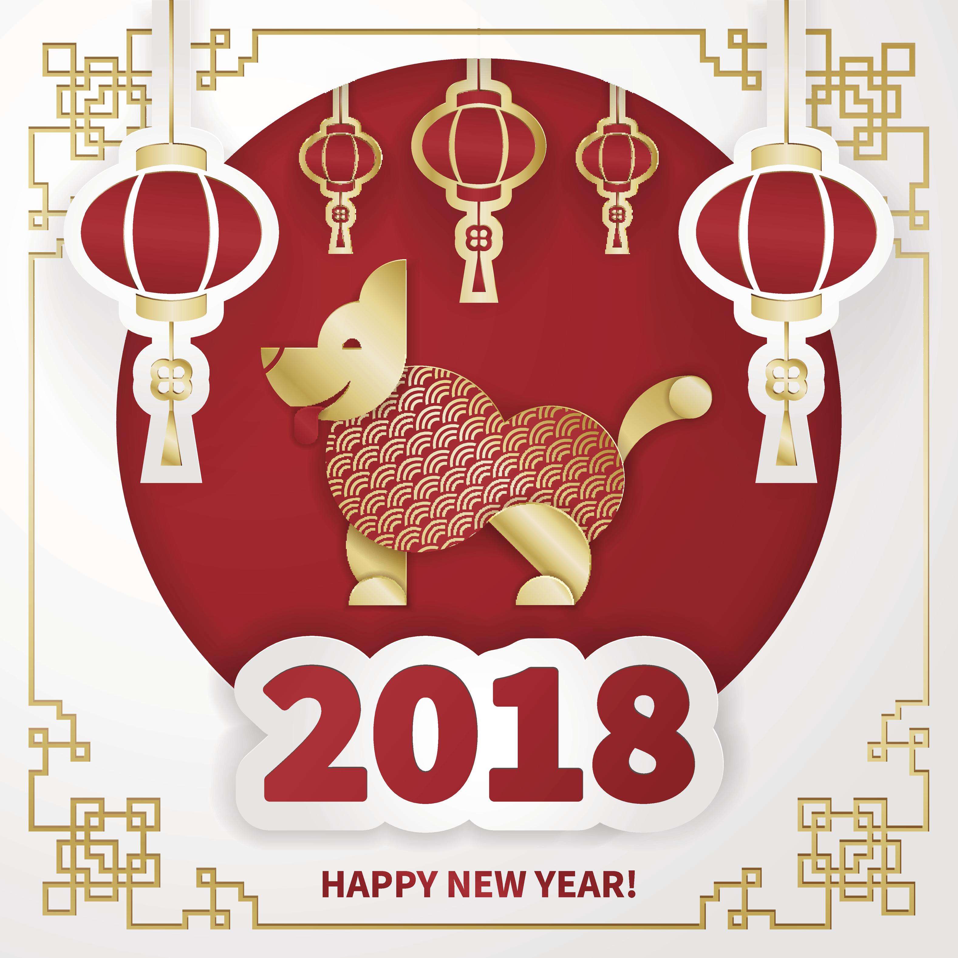 Chinese new year creative chinese chinese new year vs western new year alramifo Gallery